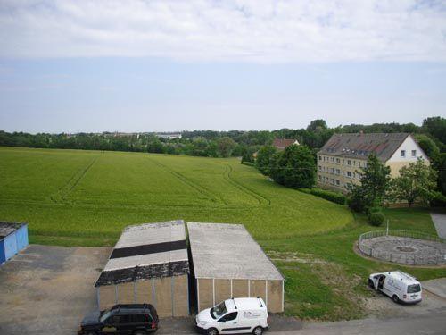 Bild: Grüner Ausblick