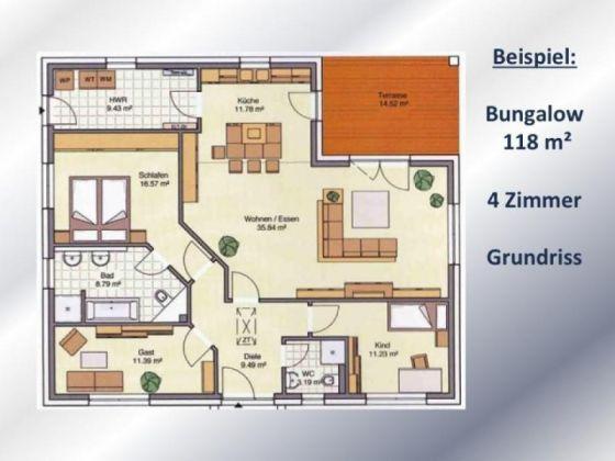 Bungalow Ein Wirklich Schönes Wohnen Regionalimmobilien24de