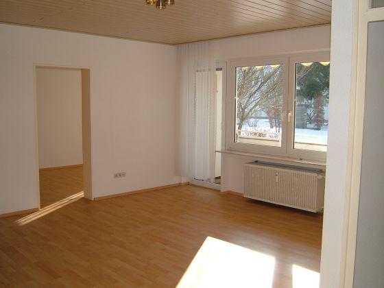 Bild: Blick ins Schlafzimmer