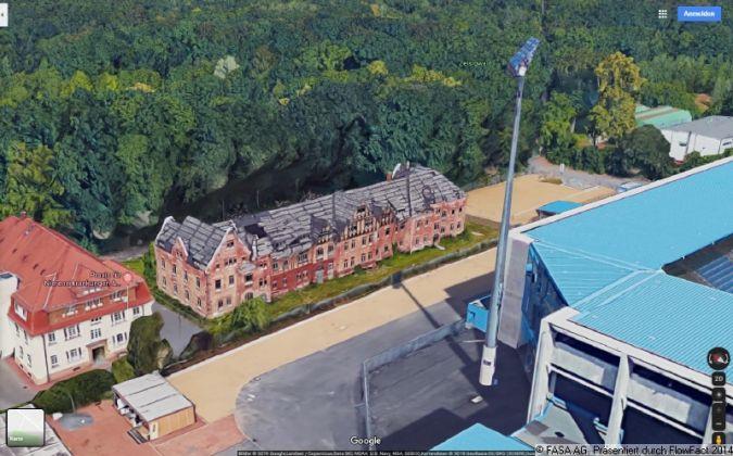 Bild: 3D-Ansicht Denkmal