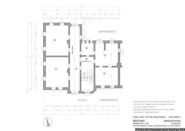 Bild: Grundriss Erdgeschoss