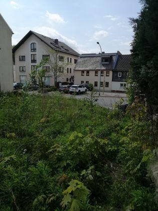 Bild: Blick Richtung Wettiner Platz