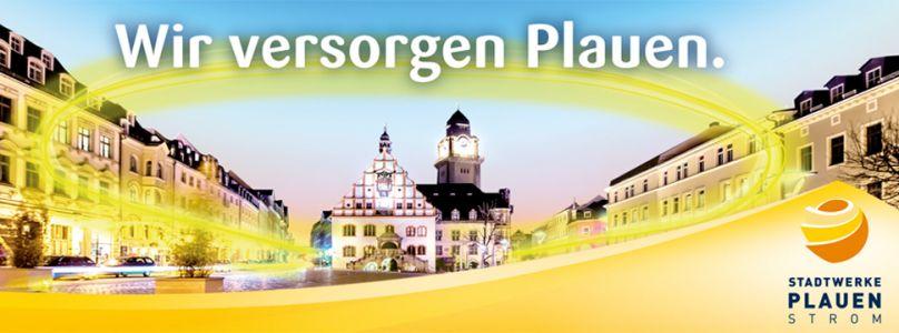 Wir versorgen Plauen - Stadtwerke Plauen