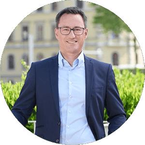 Geschäftsführer Region Leipzig Mike Schmidt