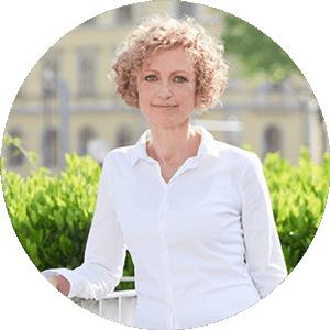 Geschäftsführerin Region Leipzig Peggy Ötzel